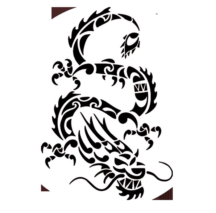 Dojo delle Farfalle Drago Cinese